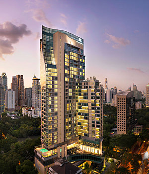 Virtual tour Oriental Residences Bangkok